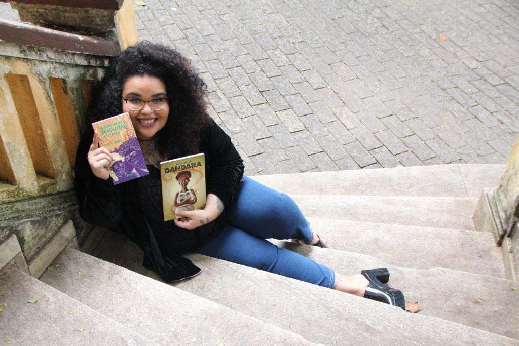 Jarid Arraes escritora livro poema biografia